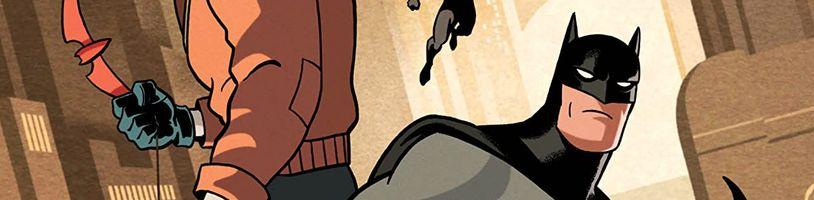 Komiks Batman: The Adventures Continue chystá druhou sérii