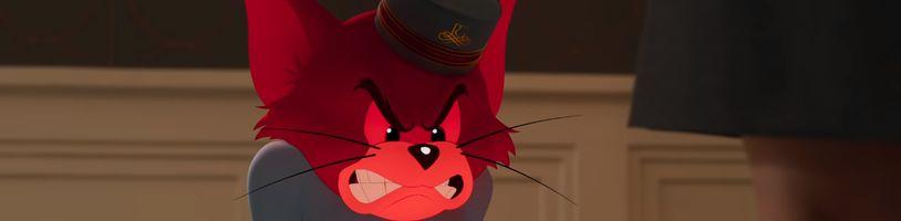 Nový Tom a Jerry presunie kreslené postavičky do reality