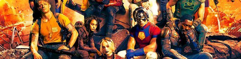 Suicide Squad ukazuje své postavy na plakátech