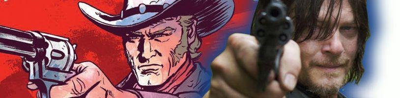Norman Reedus z The Walking Dead bude badass cowboy