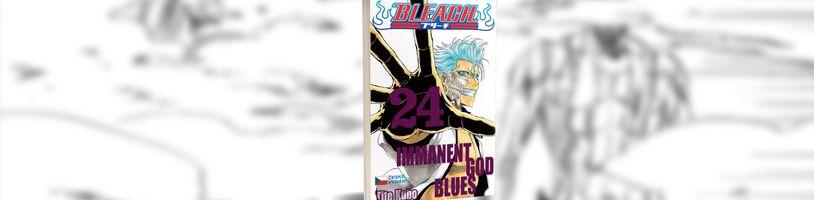 Ičigo musí ochránit Rukiu v novém svazku série Bleach