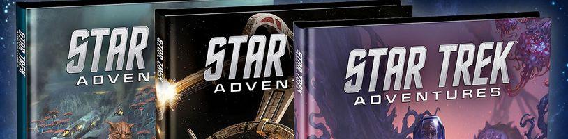 Chcete sa stať členom hviezdnej flotily? Humble Bundle ponúka Star Trek RPG za pár korún