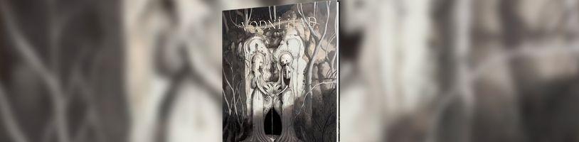Druhým letošním překvapením Comics Centra je surrealistický komiks Vodní had