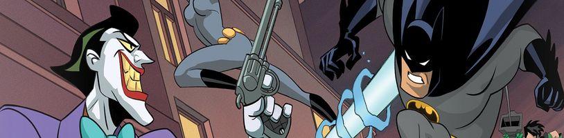 Nová Batmanovská stolní hra si žádá vaši podporu na Kickstarteru