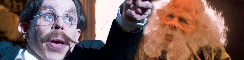 Harry Potter: Co stálo za změnou vzhledu profesora Kratiknota?