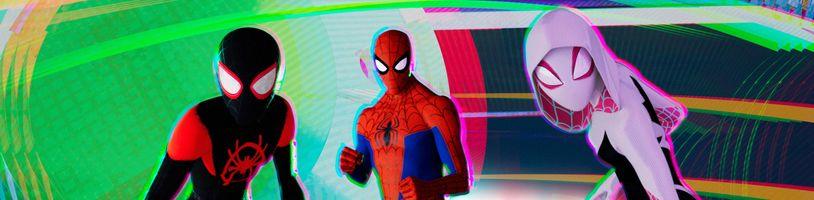 Pokračovanie Into the Spider-Verse bude vyzerať ešte lepšie ako prvý film