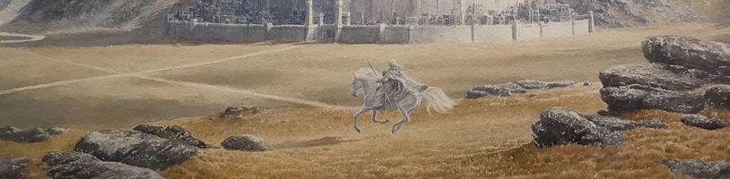 Tolkienovy Nedokončené příběhy se dočkají nového vydání s ilustracemi