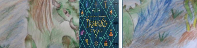 J. K. Rowling posílá do Čech a na Slovensko novou pohádku