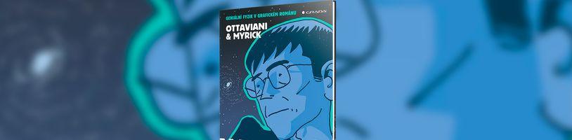 Biografický komiks Hawking nás provede celým životem jedinečného fyzika Stephena Hawkinga