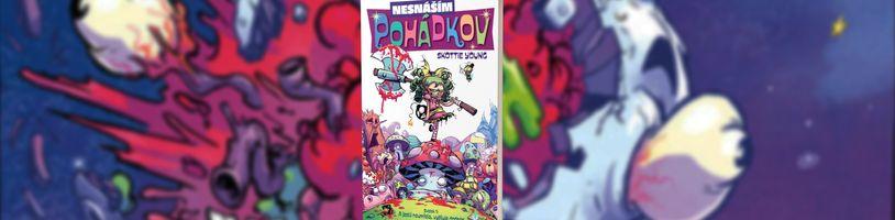 Alenka v říši divů s černým humorem Deadpoola? Vítejte v Pohádkově