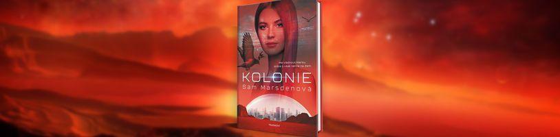 Kolonie, dystopický román z planety Mars