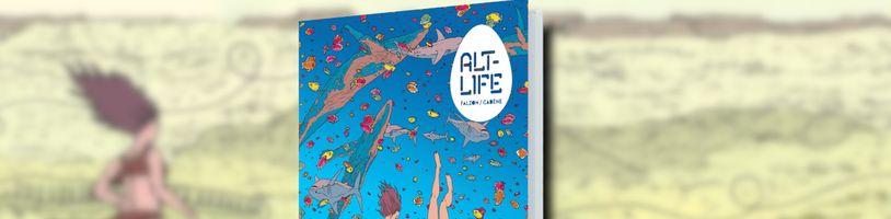 Argo pripravuje preklad francúzskeho kyperpunkového komiksu Alt-Life