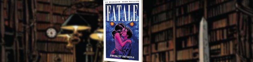 Mysteriózní detektivní série Fatale míří ke svému konci