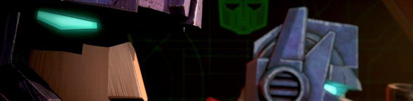 Netflix a Hasbro oznámili nový animák zo sveta Transformerov