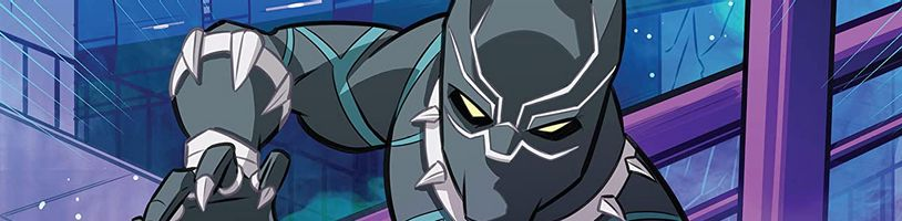 ComiXology rozdáva množstvo Black Panther komiksov zadarmo