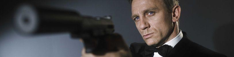 Agent 007 prišiel o svoje zbrane