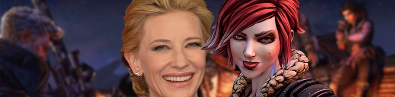 Herný Borderlands dostane film a Cate Blanchett si zahrá Lilith