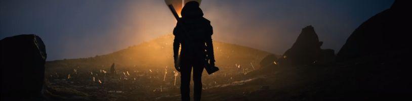 Nový trailer na Nadaci staví exploze a dialogy vedle sebe