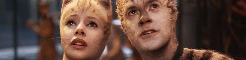 """Muzikál Cats je první film s """"Day One patchem"""""""