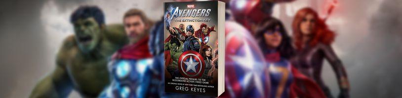 Videoherní Avengeri dostávajú vlastný románový prequel