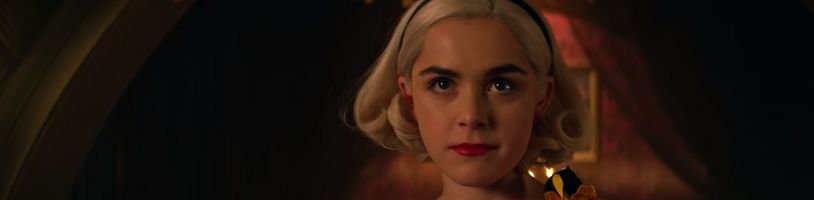 Posledná séria Sabriny postaví mladú čarodejnicu proti Lovecraftovským desom