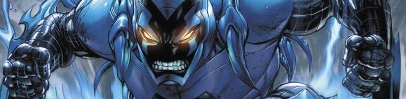 Blue Beetle se připravuje do boje proti zločinu