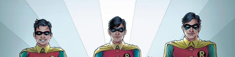 DC Comics připravuje origin story Dicka Graysona k 80. výročí objevení v DC univerzu