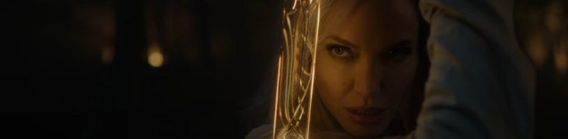 Hvězdami nabití Eternals se představují v novém traileru