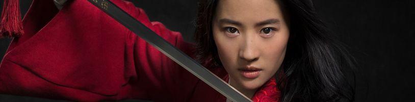 Mulan dostala finálny trailer, naďalej však čelí kritike