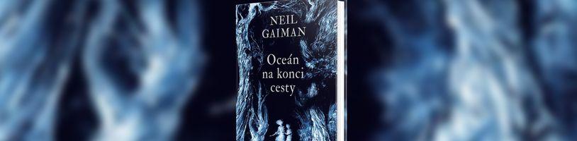 Fantasy Horor The Ocean at the End of the Lane v novém českém vydání