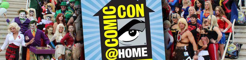 Comic-Con@Home 2020, podívejte se na všechny trailery
