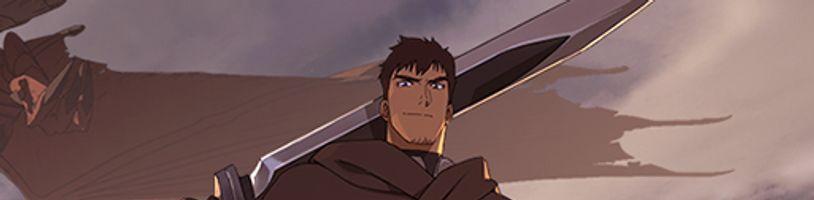 Netflix připravuje anime seriál ze světa Doty od Valve