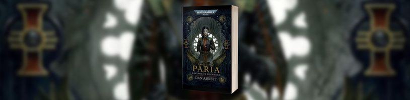Alizebeth Bequin se zaplete do temných plánů v nové sérii ze světa Warhammeru 40.000