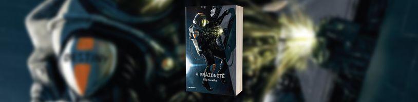 Opuštěný astronaut s amnézií se snaží přežít v českém románu V prázdnotě