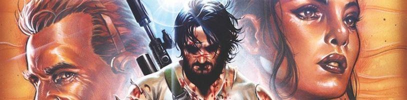 Komiks BRZRKR vytvořený ve spolupráci s Keanu Reevesem na Kickstarteru