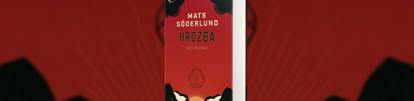 První díl Hrozba ze švédské young adult trilogie Potomci míří na pulty knihkupectví