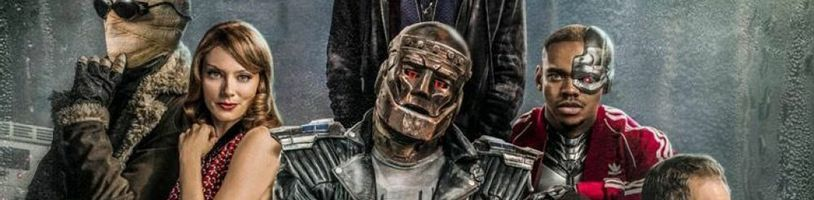Druhá řada seriálu Doom Patrol na HBO Max v den spuštění služby