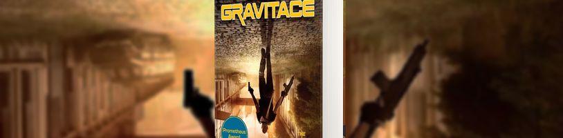 Přístroj na odrážení gravitace, jenž by mohl změnit budoucnost ve sci-fi románu Gravitace