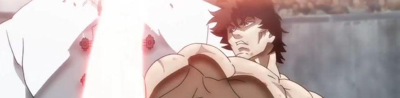 Druhá série anime Baki nás láká na Ságu o Velkém Raitai turnaji