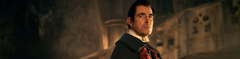 Netflix posledním trailerem láká na seriál Dracula od autorů Sherlocka