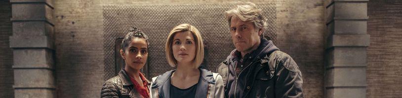 Nová série Doctora Who v traileru, opouští epizodické vyprávění