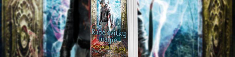 Pokračování příběhů lovců stínů v nové fantasy knižní sérii Nejstarší kletby