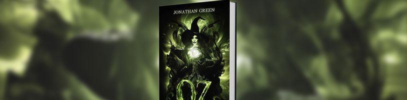 Nový gamebook od Jonathana Greena nás tentokrát zavede do Země Oz