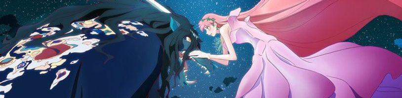 Anime Belle láká na první 3 minuty filmu a další propagační videa