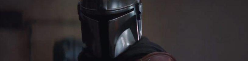 Mandalorian, seriál zo sveta Star Wars, sa už čoskoro objaví na Disney+