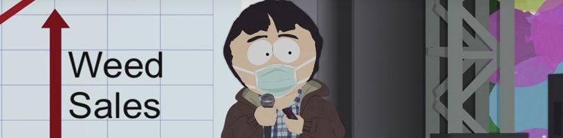 Hodinový South Park špeciál sa zameria na koronavírus