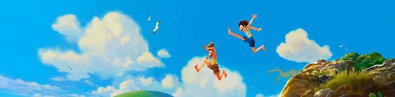 Pixar představil nový animák Luca
