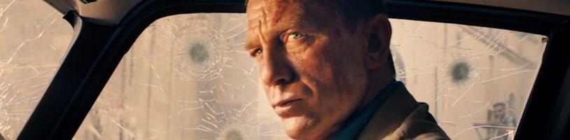 Nová bondovka No Time to Die v plnohodnotnom traileri