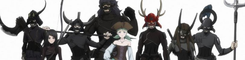 Adult Swim a Crunchyroll oznámili anime Fena: Pirate Princess na rok 2021