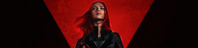 Nové postery k Black Widow ukazují hlavní představitele